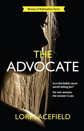 The Advocate cover