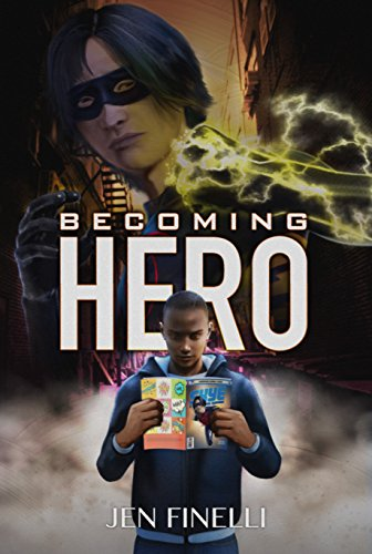 Becoming Hero cover