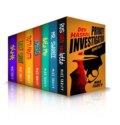 Dev Haskell Box Set cover