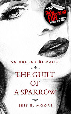 Guilt of a Sparrow cover