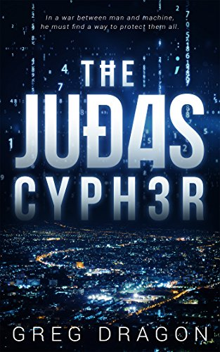 Judas Cypher cover