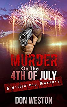 Murder on the 4th of July cover