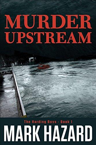 Murder Upstream cover