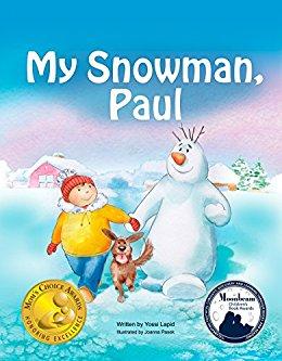 Snowman Paul cover