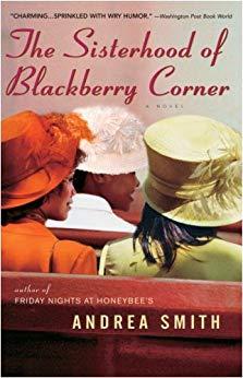Sisterhood of Blackberry Corner cover