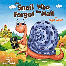Snail Who Forgot the Mail cover