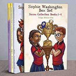 S. Washington Box Set cover