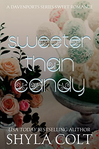 Sweeter Than Candy cover