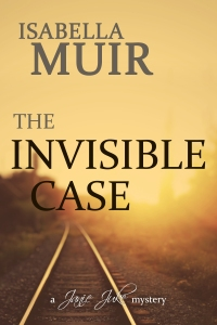 The Invisible Case cover