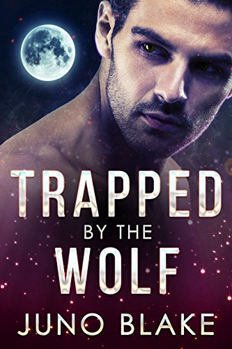 Trapped by the Wolf cover