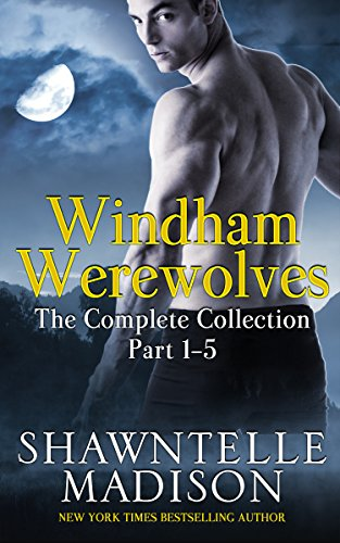 Windham Werewolves Complete cover