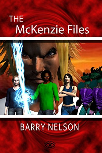 McKenzie Files cover