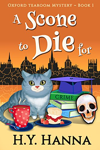 A Scone to Die For cover