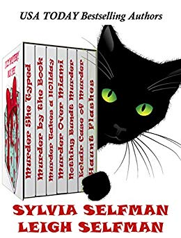 Cats, Cupcakes and Killers cover