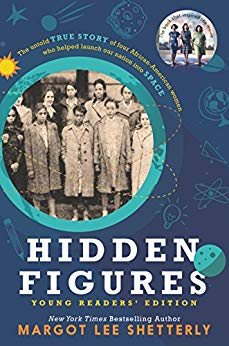 Hidden Figures Young Readers' Edition cover