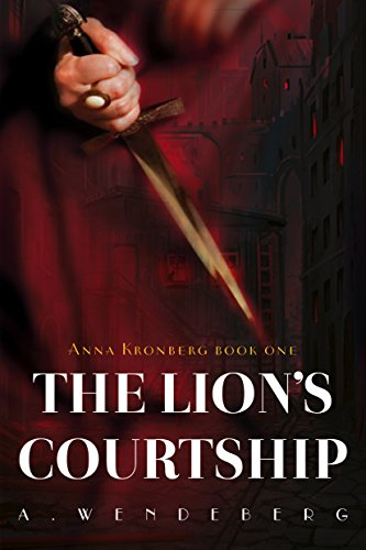 The Lion's Courtship cover