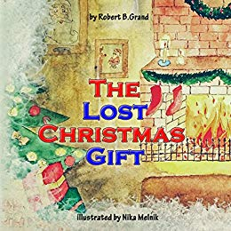 Lost Christmas Gift cover