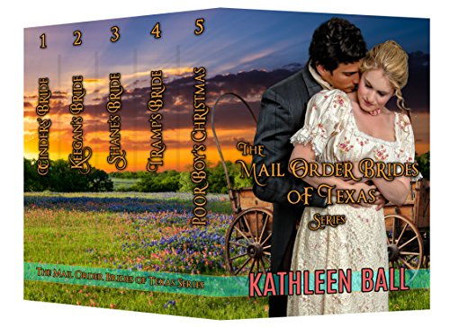 Mail Order Brides of Texas cover