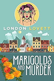 Marigolds and Murder cover