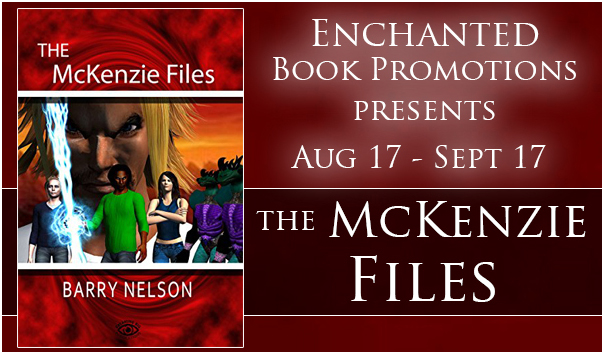 The McKenzie Files banner