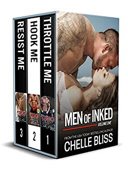 Men of Inked cover