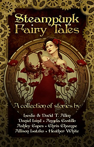 Steampunk Fairy Tales cover