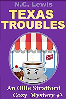 Texas Troubles cover