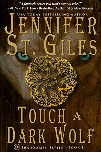 Touch a Dark Wolf cover