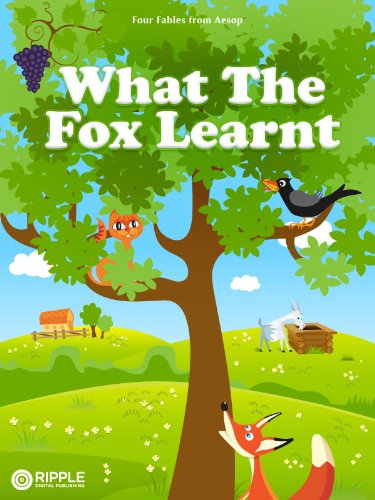 What the Fox learnt cover