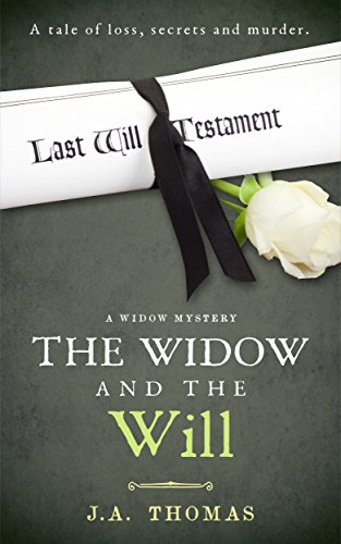 Widow and the Will cover