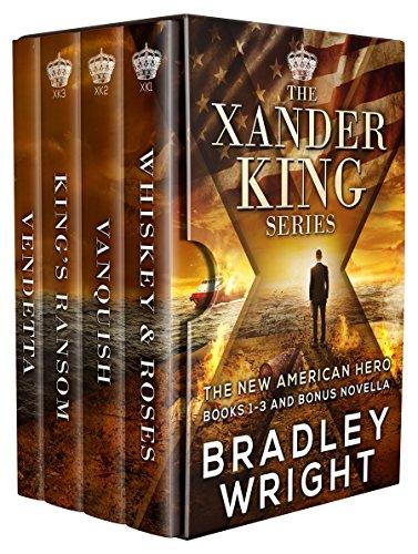 Xander King box set cover