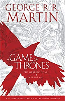 GoT Graphic Novel cover