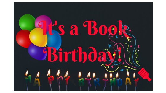 Book Birthday banner