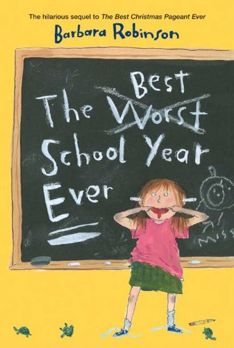 Best School Year Ever cover