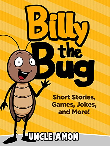 Billy the Bug cover