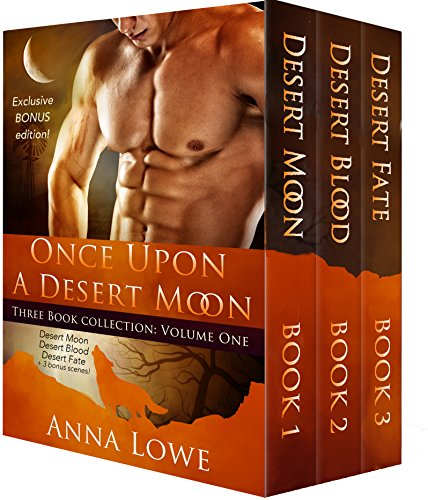 Desert Moon BoxSet cover