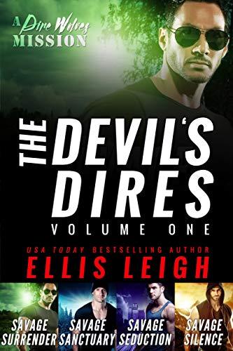 Devil's Dires 1-4 cover