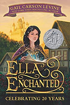 Ella Enchated cover