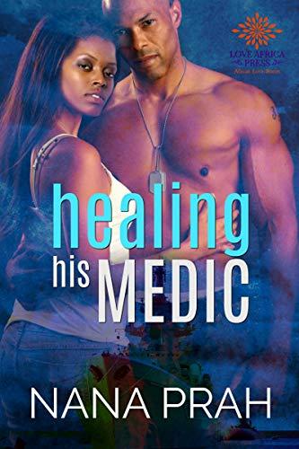 Healing His Medic cover