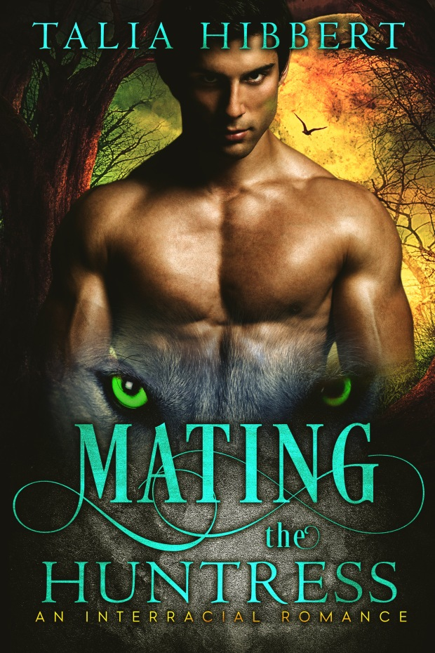 Mating the Huntress cover