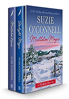 Mistletoe Magic cover