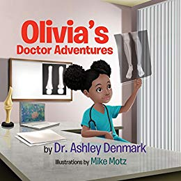 Olivia's Doctor Adventures cover