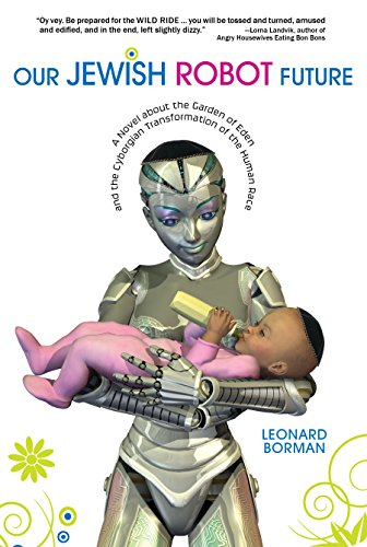 Our Jewish Robot Future cover