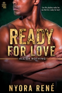 Ready for Love cover