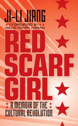 Red Scarf Girl cover