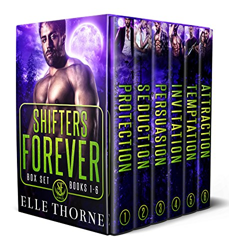 Shifters Forever Bks 1-6 cover