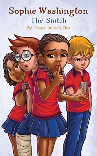 The Snitch cover
