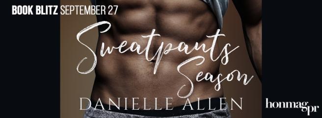 Sweatpants banner