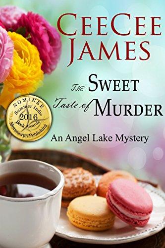 Sweet taste of Murder cover