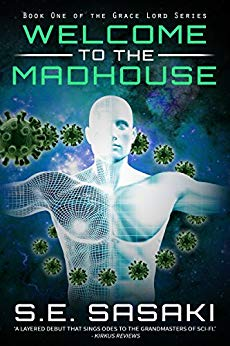 Welcome to the Madhouse cover